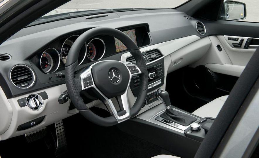 2012 Mercedes-Benz C-class - Slide 12