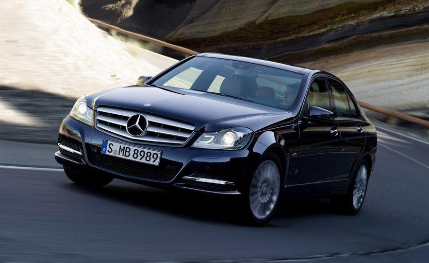 2012 Mercedes-Benz C-class - Slide 1