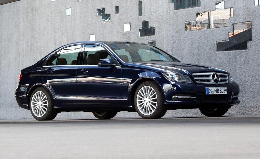 2012 Mercedes-Benz C-class - Slide 4