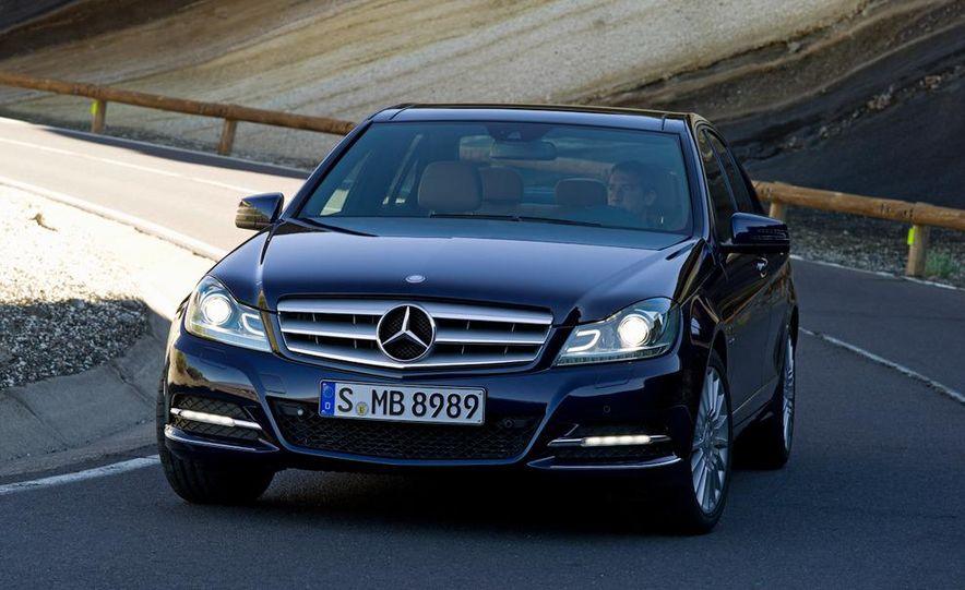 2012 Mercedes-Benz C-class - Slide 5