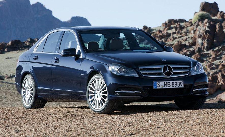 2012 Mercedes-Benz C-class - Slide 9