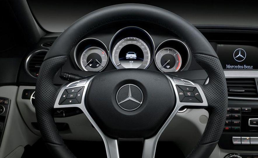 2012 Mercedes-Benz C-class - Slide 13