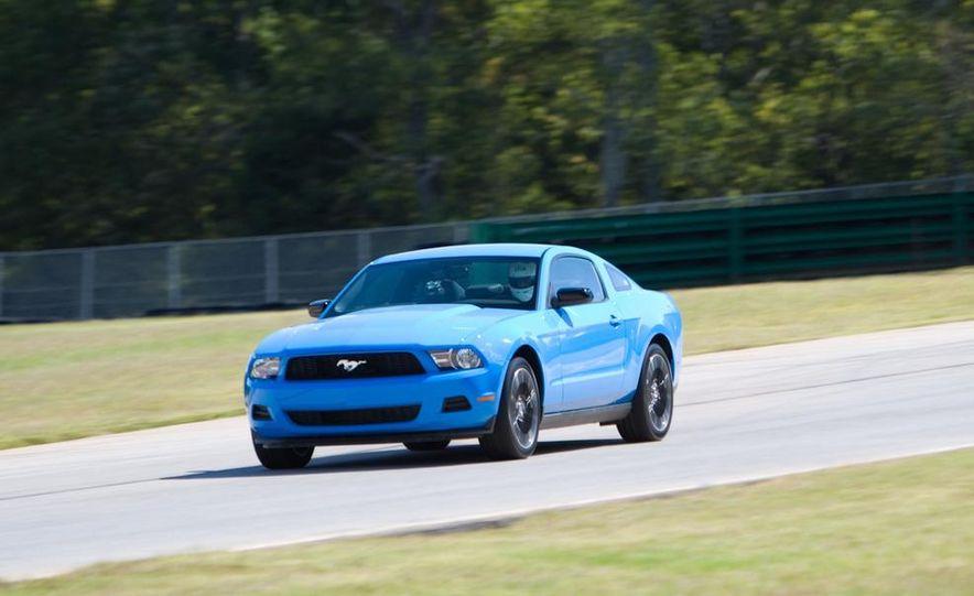 Virginia International Raceway - Slide 3