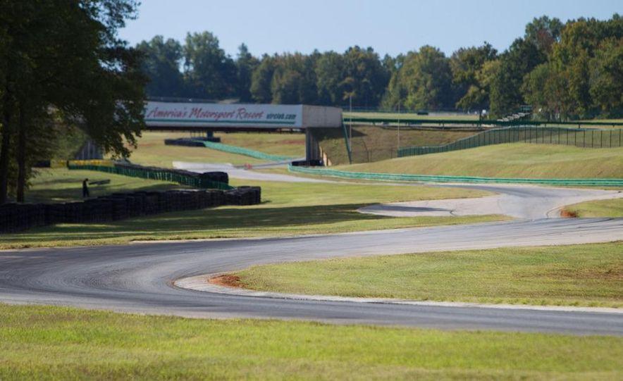 Virginia International Raceway - Slide 1