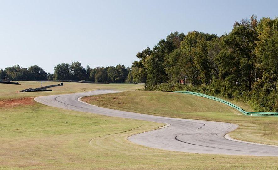 Virginia International Raceway - Slide 2