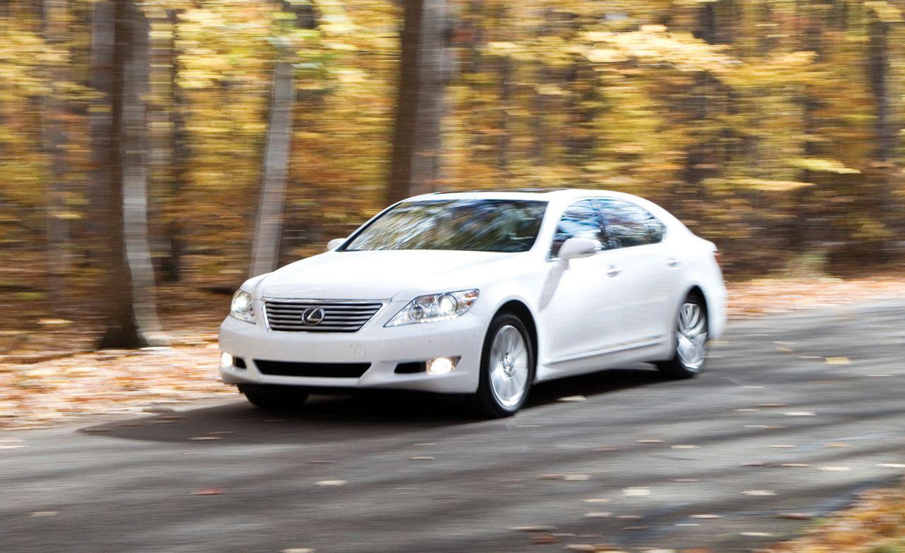Ls 460 For Sale >> 2010 Lexus LS460L AWD