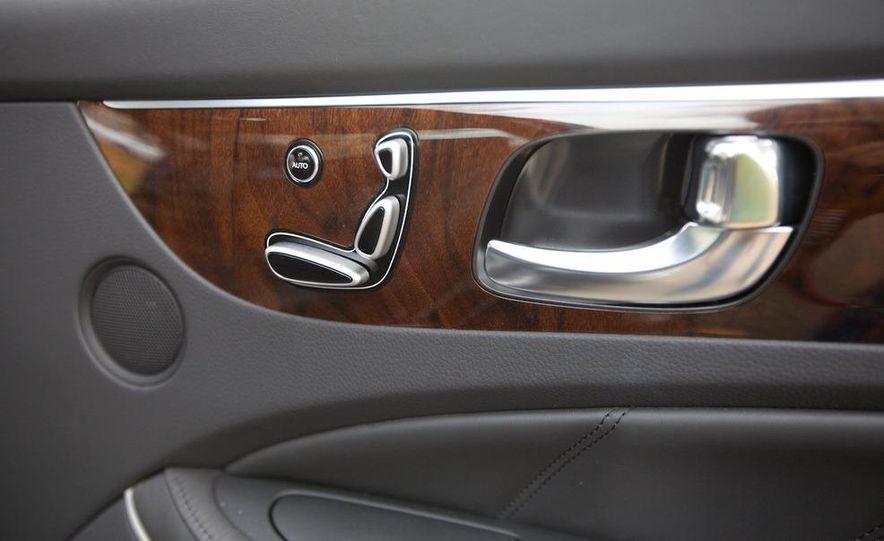 2011 Hyundai Equus and 2010 Lexus LS460L AWD - Slide 47