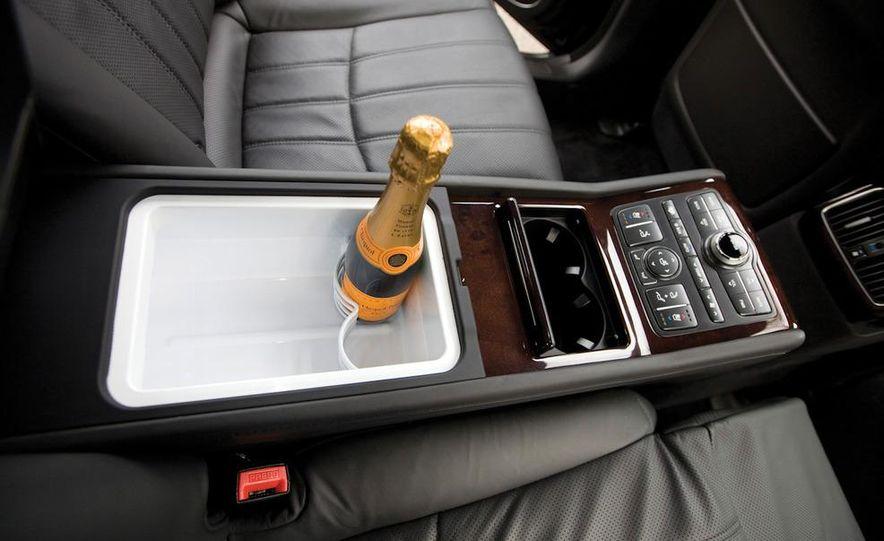 2011 Hyundai Equus and 2010 Lexus LS460L AWD - Slide 48
