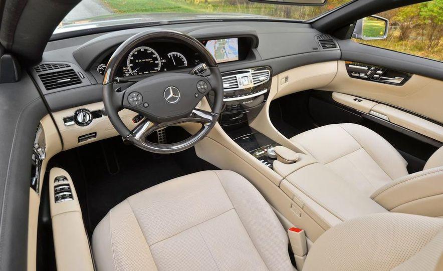 2011 Mercedes-Benz CL550 - Slide 15