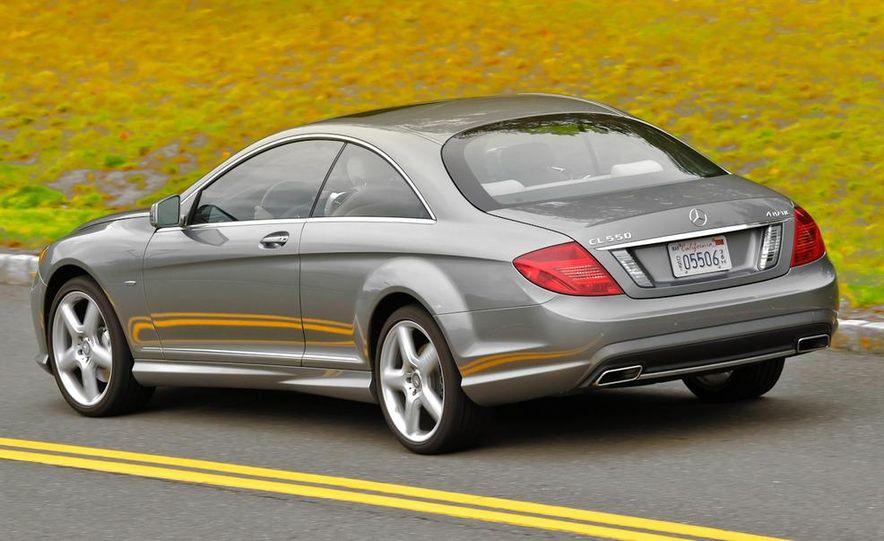 2011 Mercedes-Benz CL550 - Slide 2