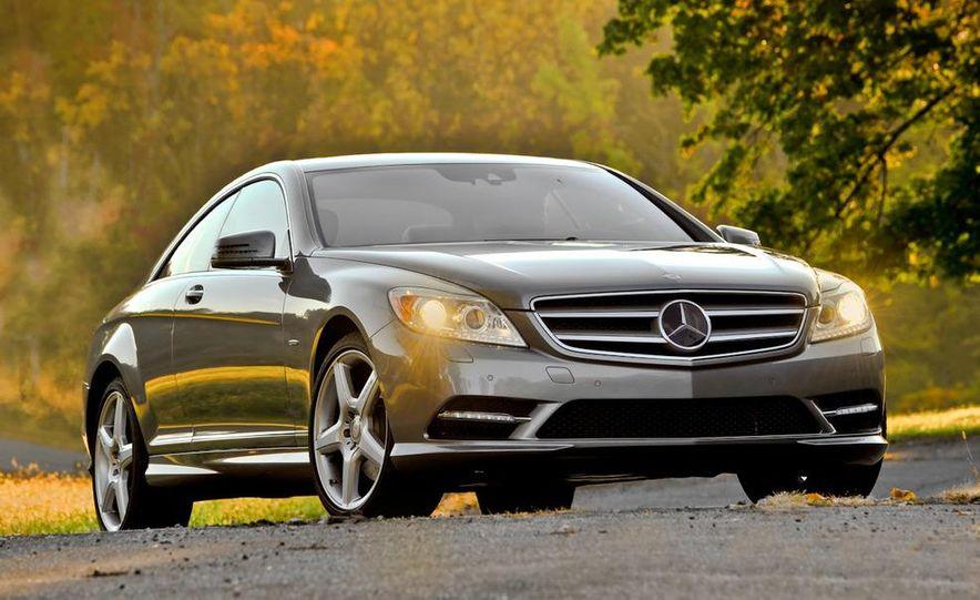 2011 Mercedes-Benz CL550 - Slide 6