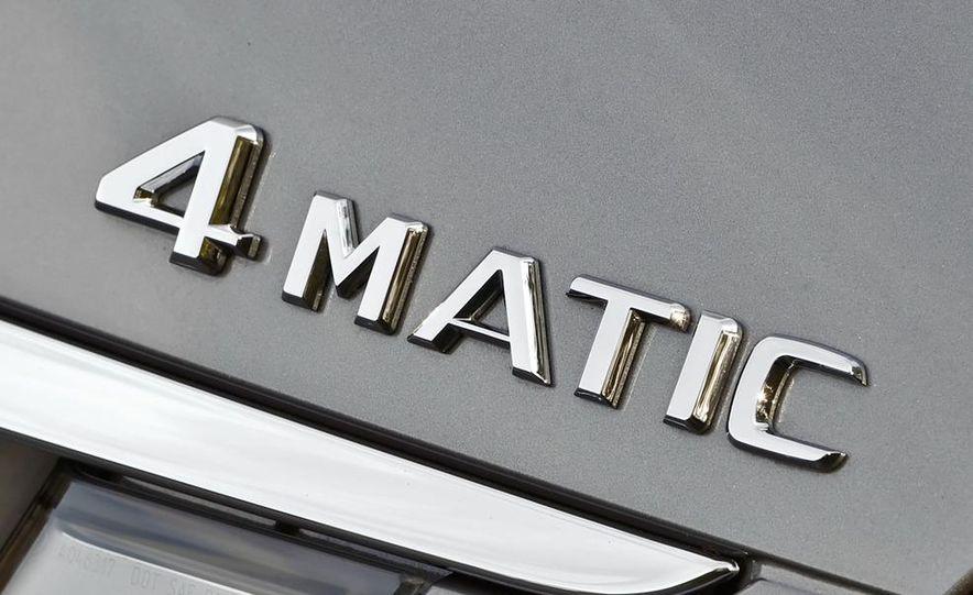 2011 Mercedes-Benz CL550 - Slide 11