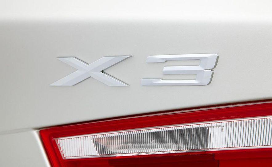 2011 BWW X3 xDrive35i - Slide 24