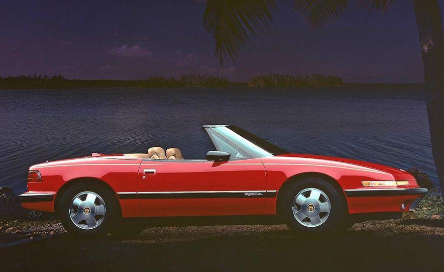 1990 Buick Reatta - Slide 1