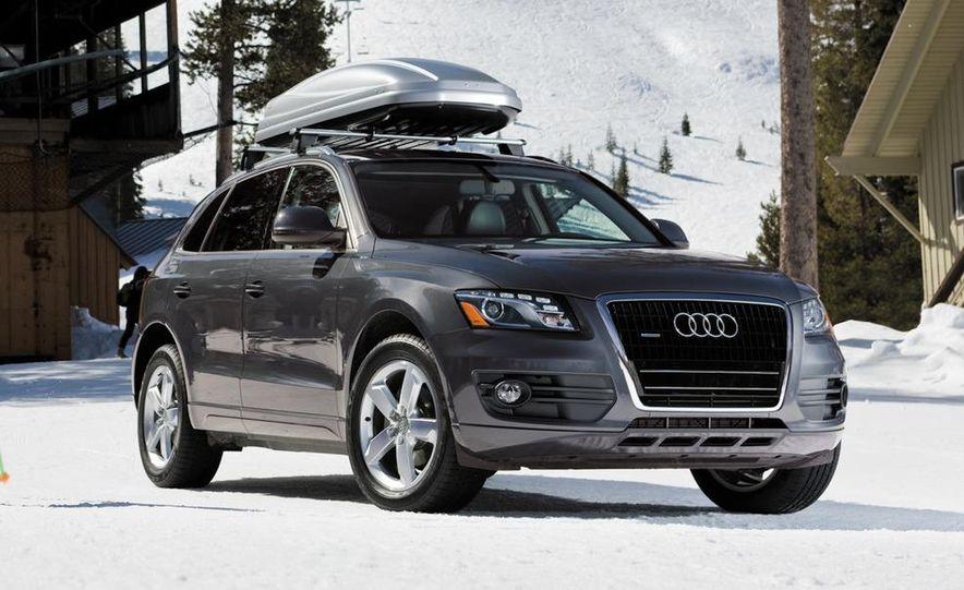 2011 Audi Q5 2.0T Quattro - Slide 6