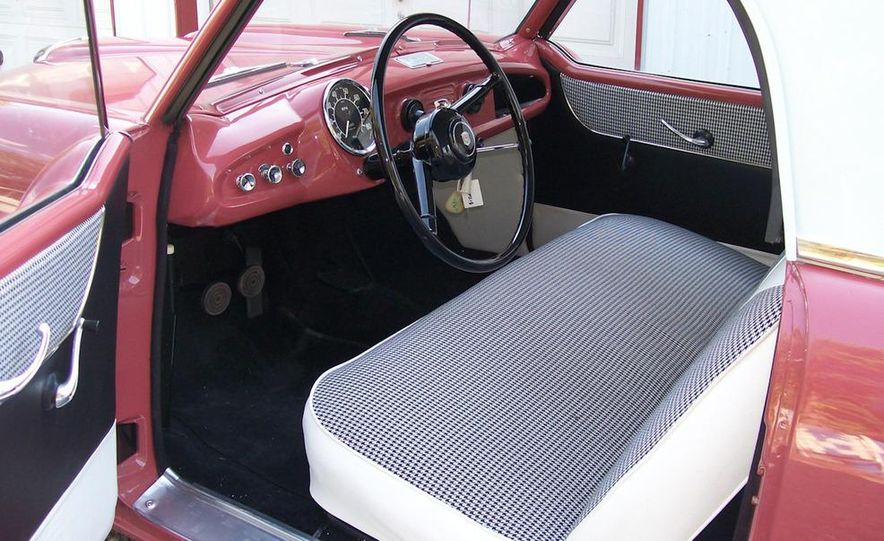 1957 Nash Metropolitan hardtop - Slide 15
