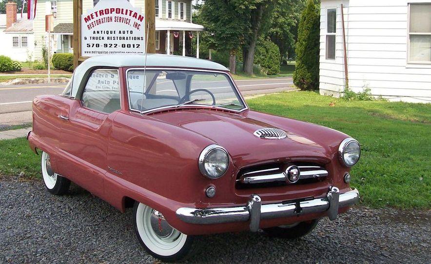 1957 Nash Metropolitan hardtop - Slide 14
