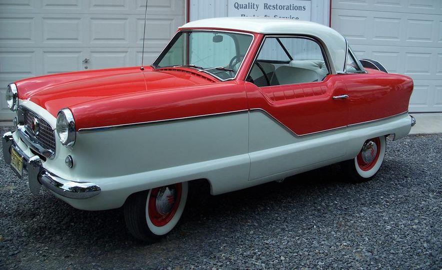 1957 Nash Metropolitan hardtop - Slide 2