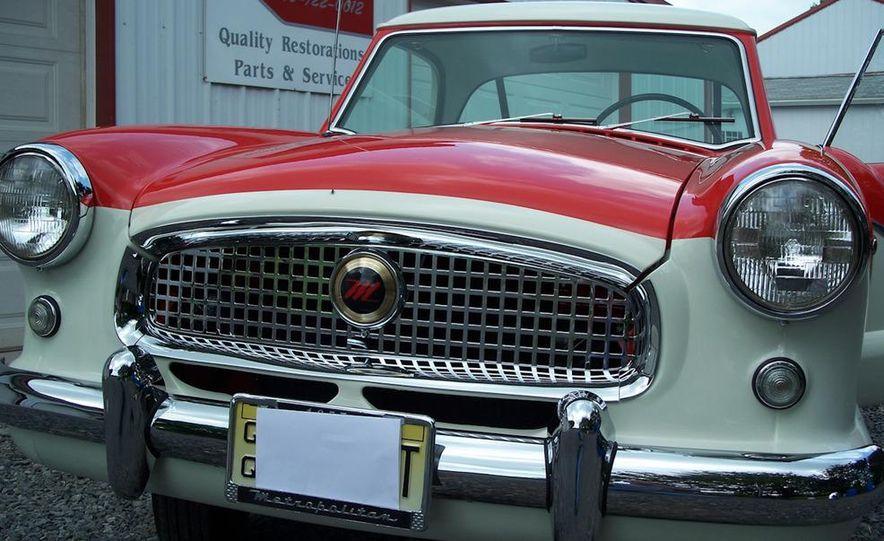 1957 Nash Metropolitan hardtop - Slide 5