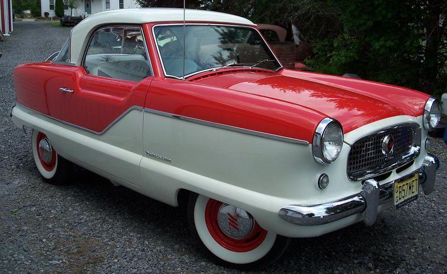 1957 Nash Metropolitan hardtop - Slide 4