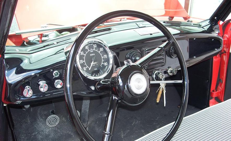 1957 Nash Metropolitan hardtop - Slide 11