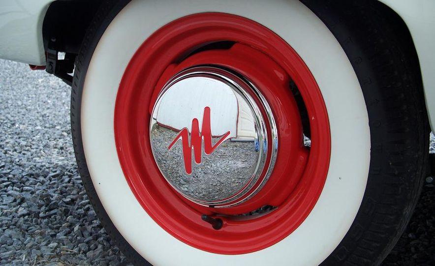 1957 Nash Metropolitan hardtop - Slide 6