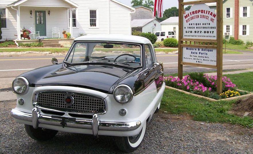 1957 Nash Metropolitan hardtop - Slide 18