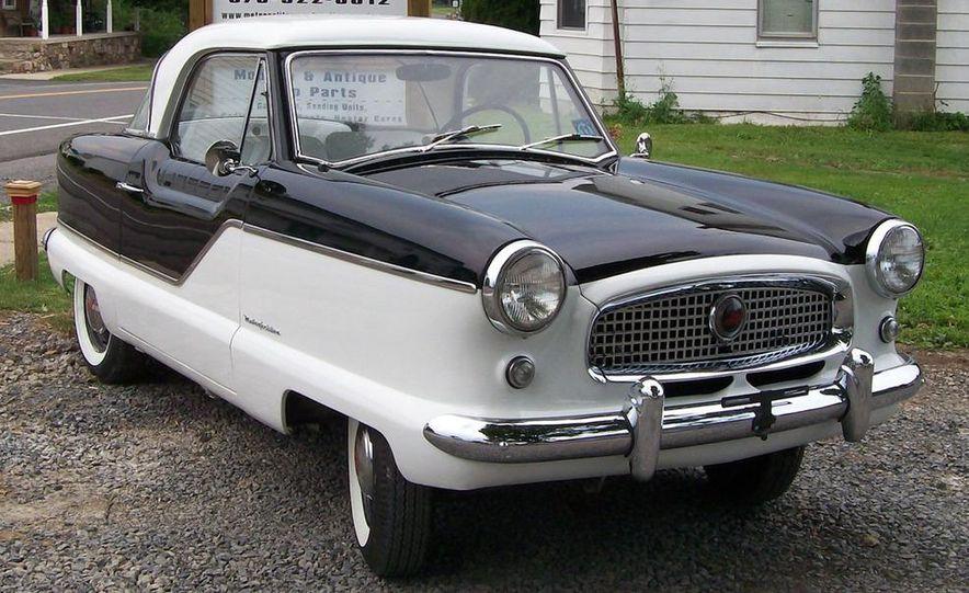 1957 Nash Metropolitan hardtop - Slide 19