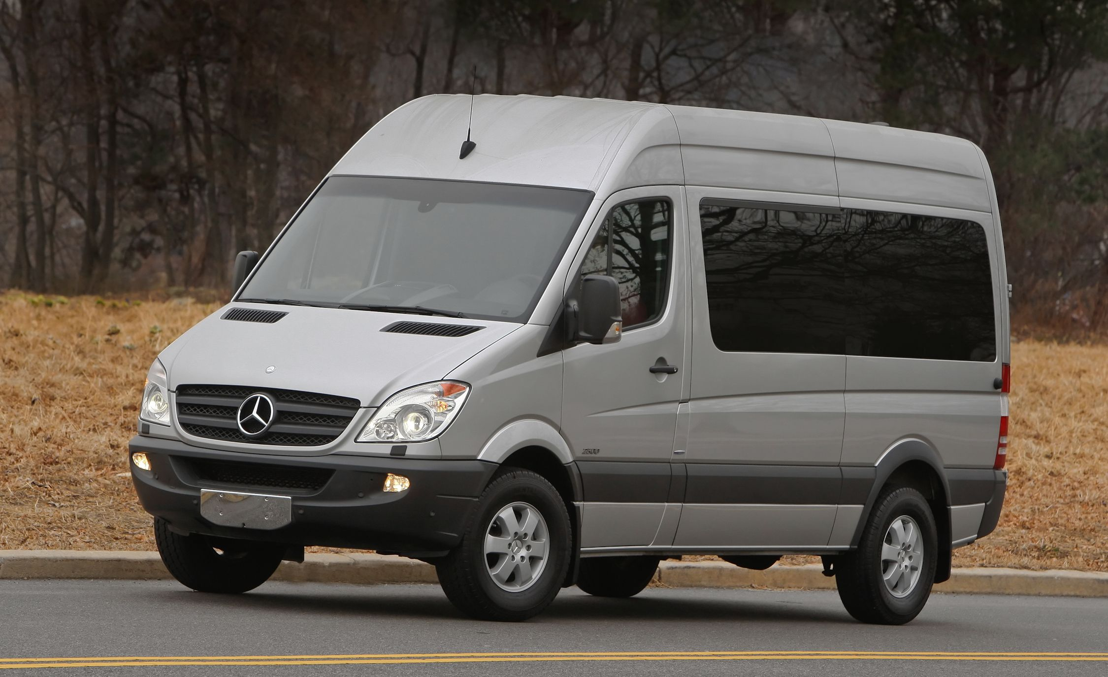 2010 mercedes-benz sprinter test – review – car and driver