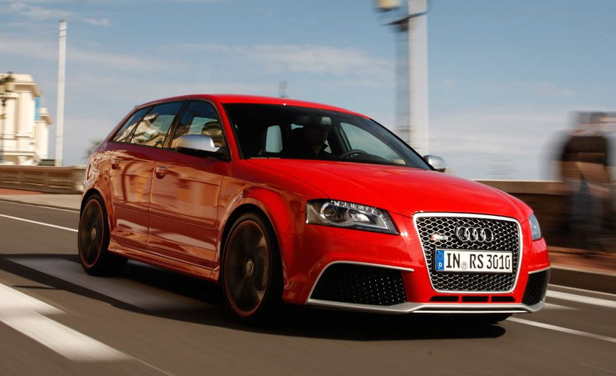 2011 audi rs3 sportback review car and driver. Black Bedroom Furniture Sets. Home Design Ideas