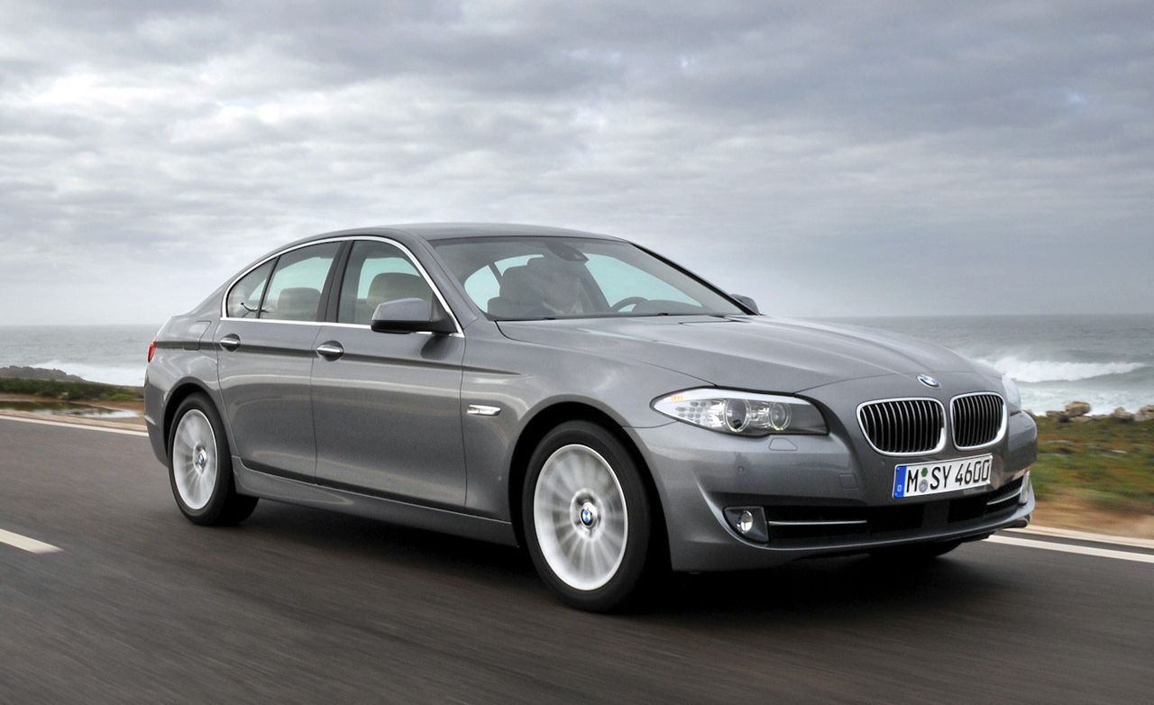 All BMW Models 2011 bmw 535i review 2011 BMW 535i xDrive – Review – Car and Driver