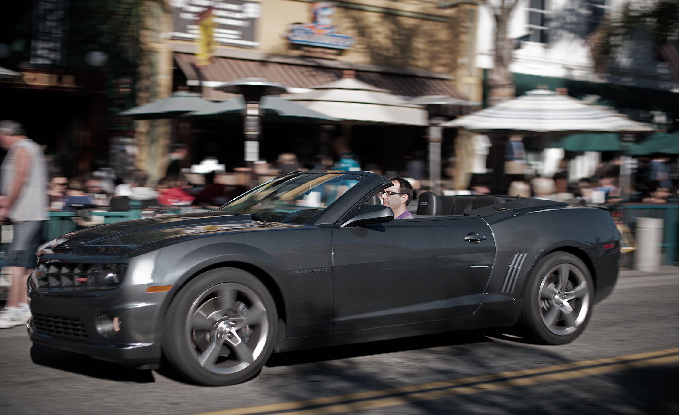 2011 camaro ss reviews
