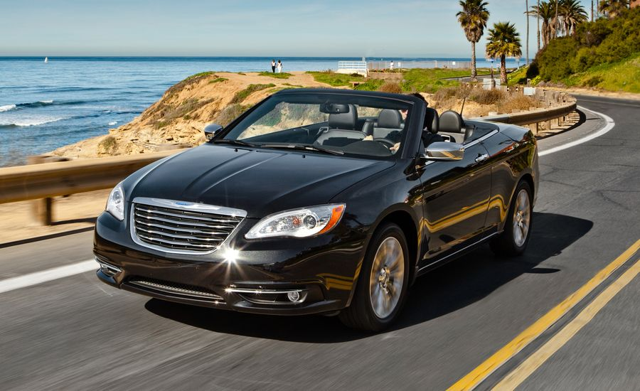 car release future and engine reviews price date chrysler convertible