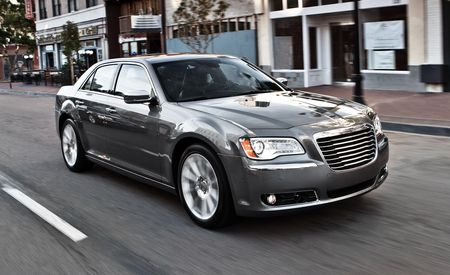2011 Chrysler 300 / 300C
