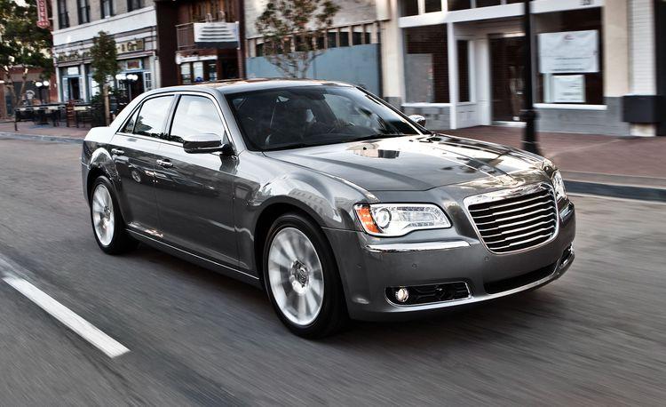 2011 Chrysler 300 / 300C