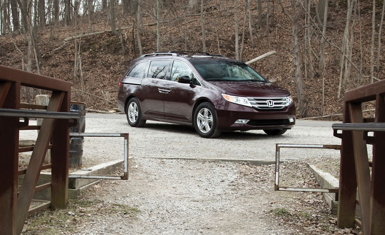 2011 honda odyssey touring elite long term road test wrap up review car and driver