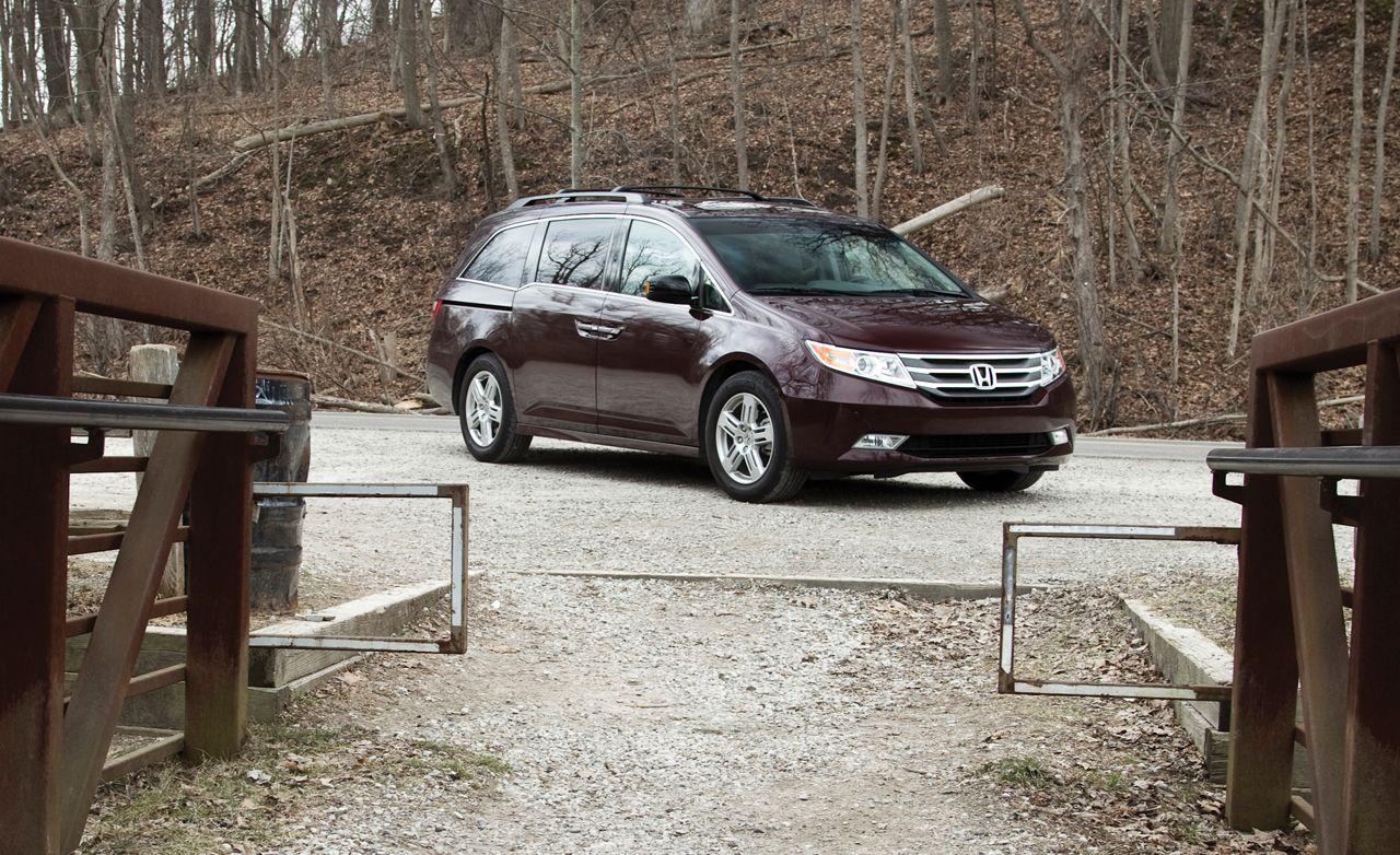 Perfect 2011 Honda Odyssey Touring Elite