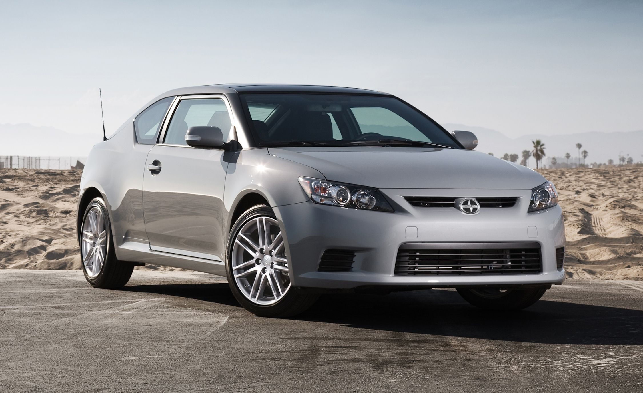 2011 Scion Tc Automatic Test Scion Tc Review 150 Car And Driver
