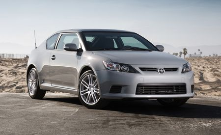2011 Scion tC Automatic