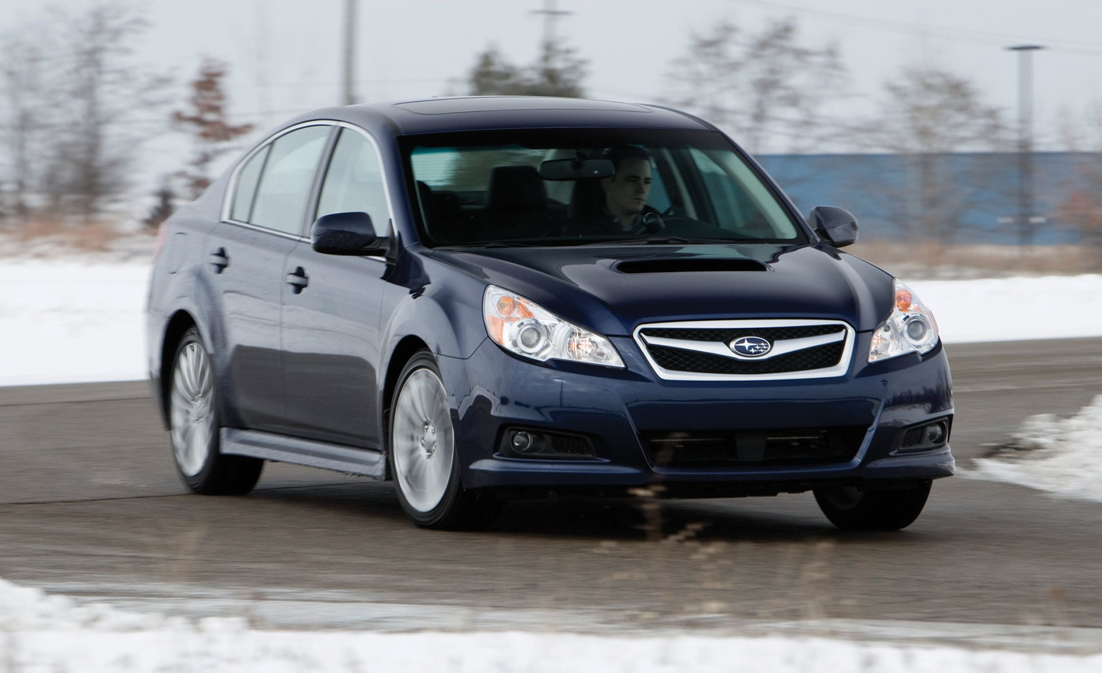 2011 subaru legacy 2 5gt limited first drive review car and driver. Black Bedroom Furniture Sets. Home Design Ideas