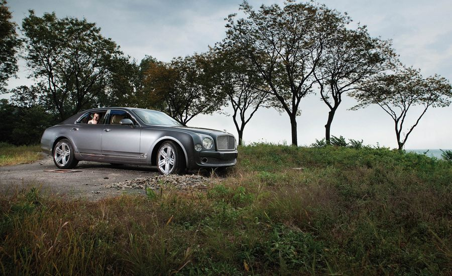 2012 Bentley Mulsanne Test Review Car And Driver