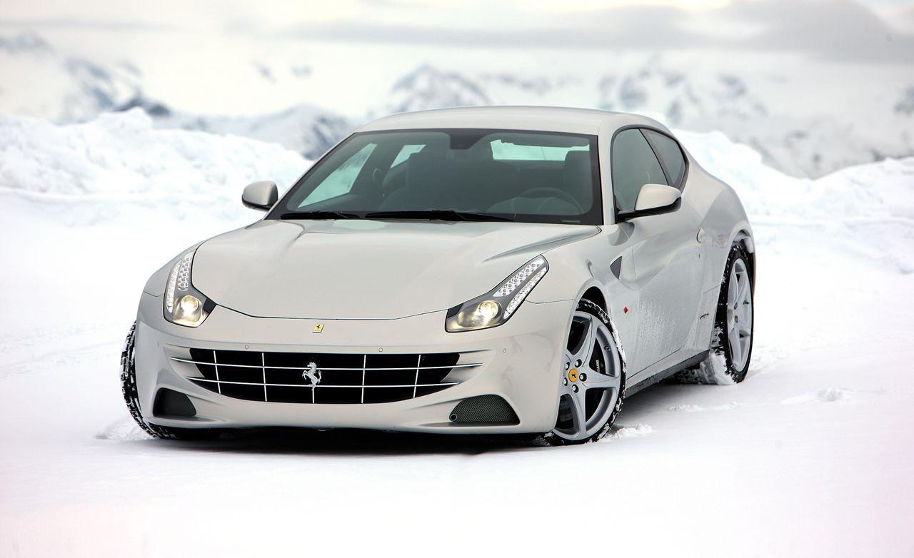 Ferrari FF Reviews | Ferrari FF Price, Photos, and Specs | Car and