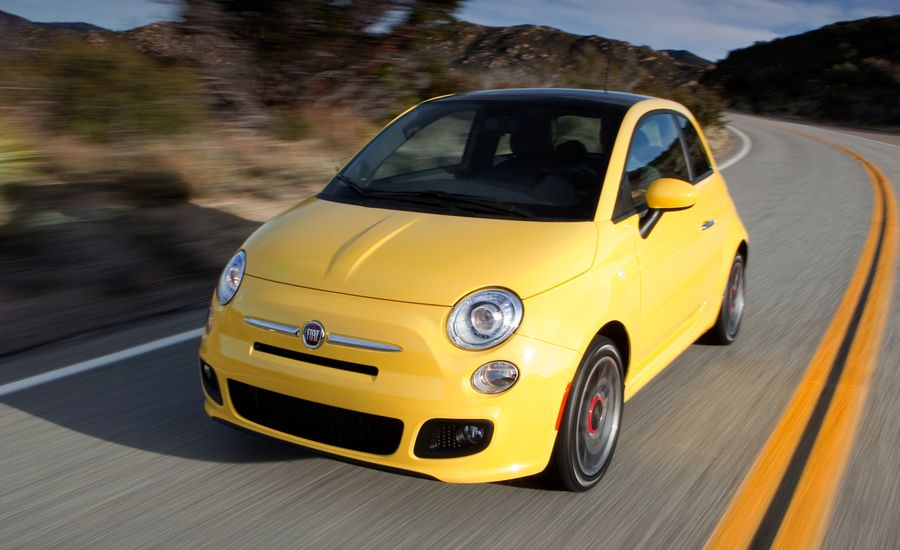 2012 fiat 500 drive fiat 500 review car and driver. Black Bedroom Furniture Sets. Home Design Ideas