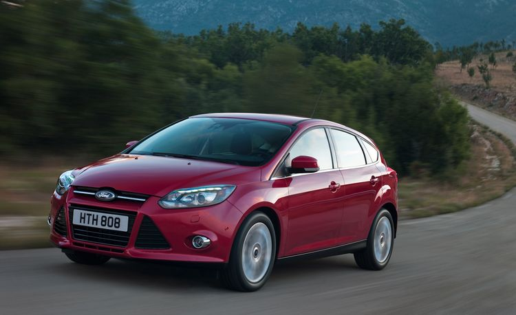 2012 Ford Focus Euro-Spec