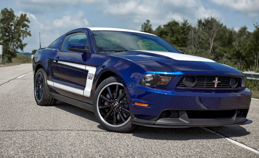 2012 Ford Mustang Boss 302 Test Review Car And Driver