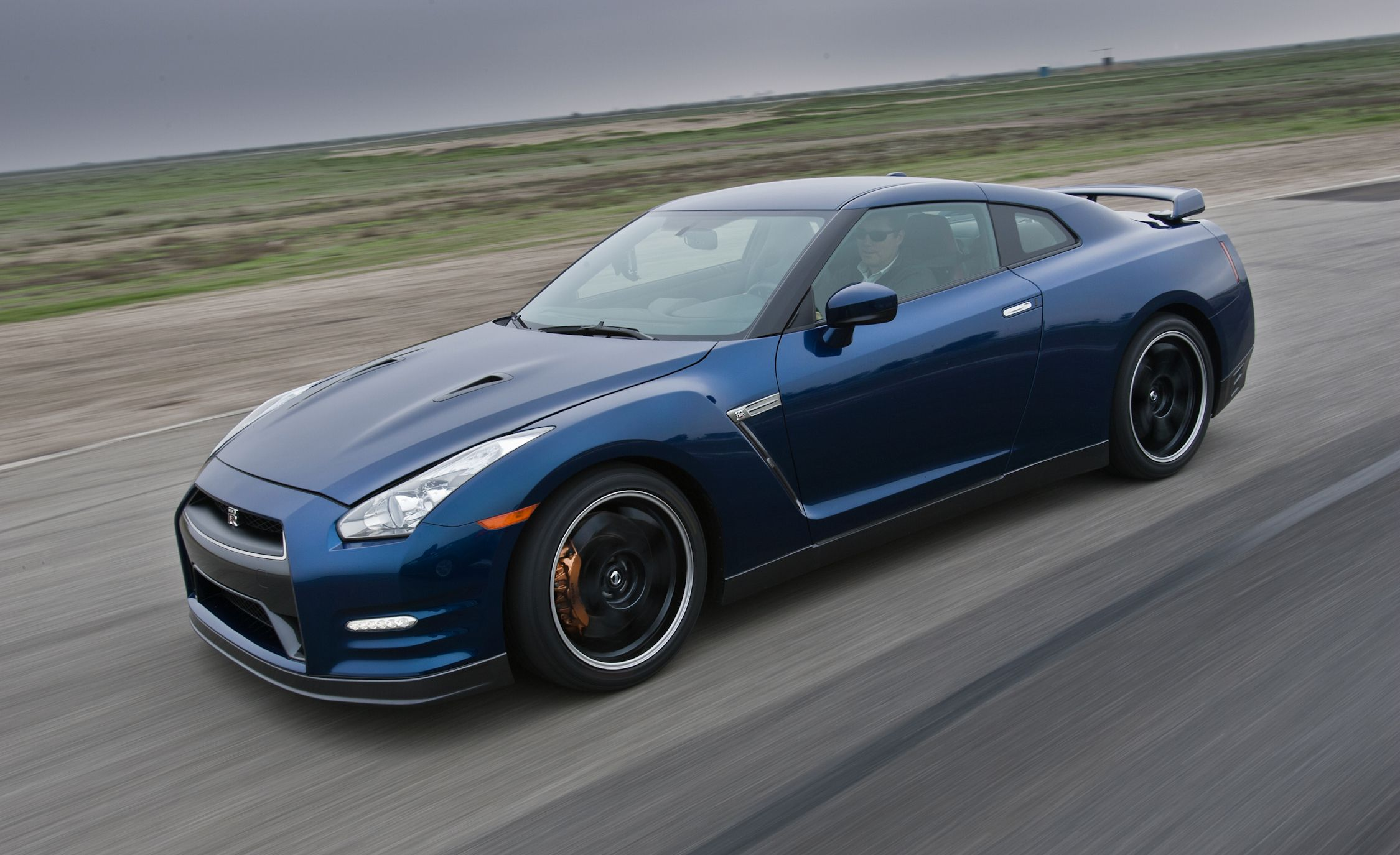 2012 Nissan Gt R Test Review Car And Driver