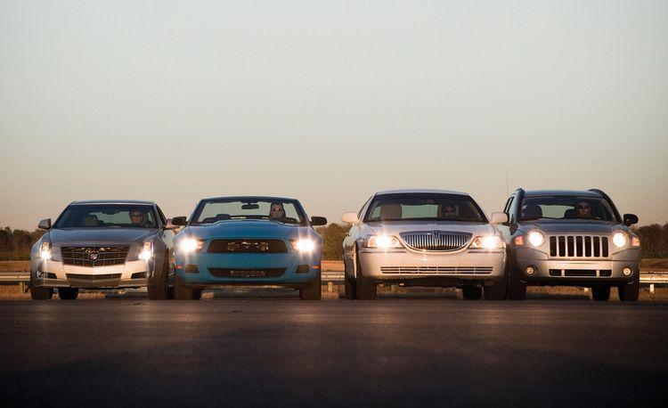 Rental-Car Olympics!