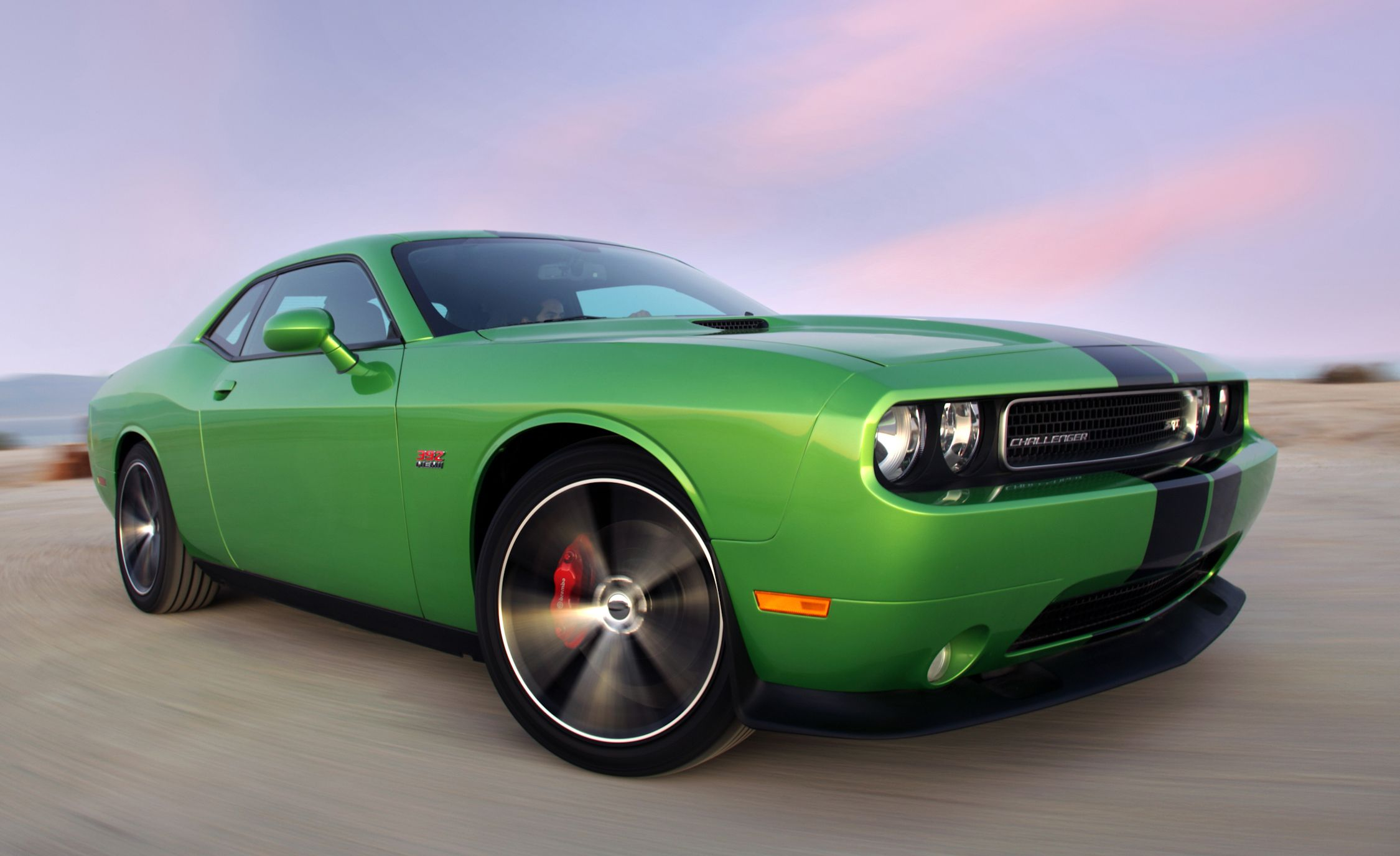 2011 Dodge Challenger Official Photos and Info
