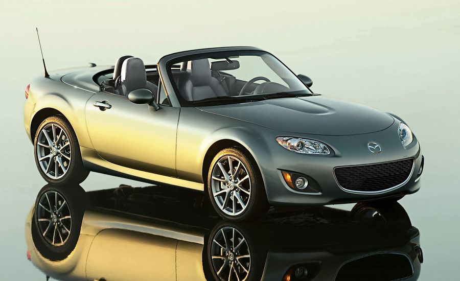 2011 Mazda MX-5 Miata Special Edition Official Photos and Info
