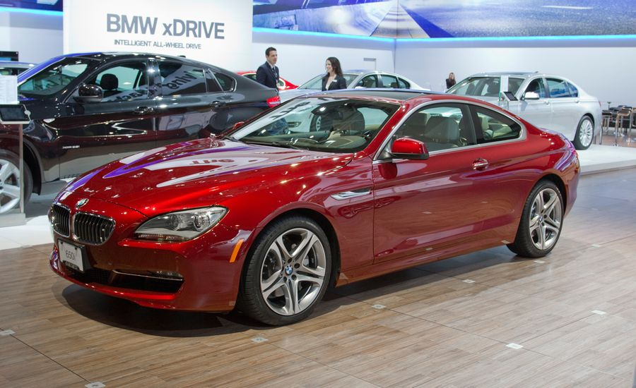 2012 bmw 6 series introduced news car and driver. Black Bedroom Furniture Sets. Home Design Ideas